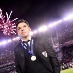 Un nuevo ofrecimiento para la delantera de River Plate