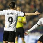 ¿Tiene Gameiro sitio en el Valencia de la próxima temporada?