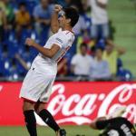 Ganso en un partido con el Sevilla / Sevilla