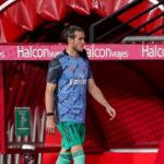 """""""Gareth Bale acrecienta su preocupante devaluada. Foto: Getty Images"""""""
