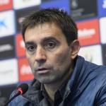 Asier Garitano, el favorito del Huesca para reemplazar a Míchel