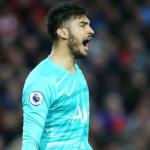 """Un futbolista argentino busca salir de su club """"Foto: Football.London"""""""