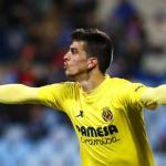 Gerard Moreno pone fin a su crisis goleadora en el Villarreal