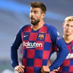Koeman le pide a Gerard Piqué que se quede | FOTO: FC BARCELONA