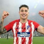 El año clave de Giménez en el Atlético de Madrid