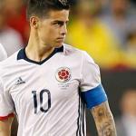 Giro inesperado en el futuro de James en el Real Madrid  / Colombia.com