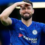 "Los pretendientes se le acumulan al Chelsea por Olivier Giroud ""Foto: Fútbol Total"""