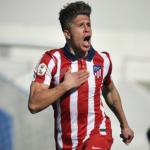 """El hijo del Cholo Simeone despunta en las inferiores del Atlético de Madrid """"Foto: AS"""""""
