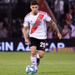 Gonzalo Montiel ultima los detalles de su salida de River Plate