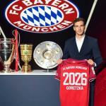 OFICIAL: Goretzka renueva hasta 2026 con el Bayern