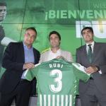 La gran duda del Betis tras la salida de Pau López / Twitter