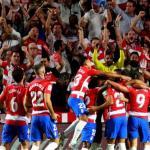 El Granada ya es la gran revelación de la Liga