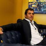 Gribaudo, candidato a la presidencia de Boca. / tn.com