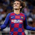 Griezmann con el Barça / Getty