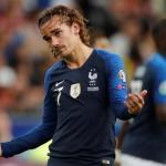 Griezmann en un partido con Francia. / elperiodico.com