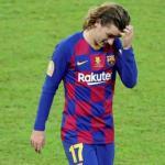 Griezmann no quiere oir hablar sobre su adiós al Barcelona / 20minutos.es