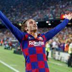 Griezmann no encuentra su mejor versión en el Barcelona