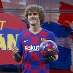 El encaje de Antoine Griezmann preocupa a Ernesto Valverde / FC Barcelona