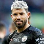 Guardiola no le asegura el puesto al Kun Agüero / Elintra.com