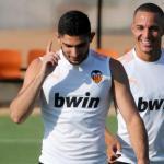 Guedes ya está disponible para el Valencia / Levante-emw.com