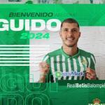 OFICIAL: Guido Rodríguez ya es del Betis