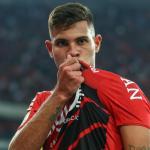 Guimaraes explica su rechazo al Atlético / goal.com