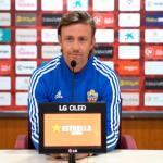 El Almería le comunica a Guti su despido
