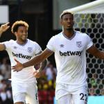 El West Ham aspira a equipo revelación de la Premier League