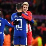Hazard y Griezmann, las dos grandes decepciones.