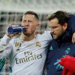 Hazard no llega para el 'Clásico' contra el Barcelona / Elconfidencial.com