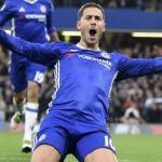 Hazard, celebrando un gol (EFE)