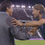 """La oportunidad de entrenar en Europa para Marcelo Gallardo o Gabriel Heinze """"Foto: TNT Sports"""""""