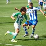 La última oportunidad para Diego Lainez en el Real Betis. Foto: Juanfutbol