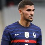 """El Tottenham insiste en un intercambio por Houssem Aouar  """"Foto: L'Equipe"""""""
