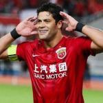 Hulk escucha ofertas para abandonar China. Foto: fichajes.com