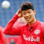 """El West Ham sigue buscando un delantero top y preguntó por Hwang-Hee Chan  """"Foto: Bundesliga"""""""