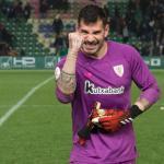 El Athletic anuncia el adiós de Iago Herrerín