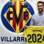 OFICIAL: Iborra renueva hasta 2024. Fuente: Villarreal CF web oficial. www.villarrealcf.es.