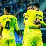 Villarreal, celebrando un gol / twitter