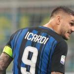 Icardi, con el Inter de Milán / twitter