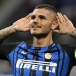 Icardi celebrando un gol con el Inter / sempreinter.com