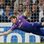 Iker Casillas con la camiseta del Real Madrid. Foto: RealMadrid.com
