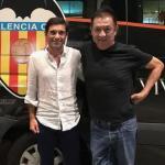 García y Lim / Valencia CF.