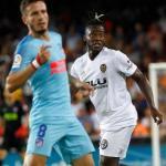 Saúl y Batshuayi (Valencia CF)