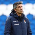 """Imanol Alguacil, el mejor entrenador posible para la Real Sociedad """"Foto: ElDesmarque"""""""