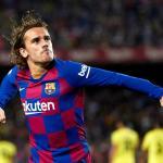 Griezmann es el nueve que busca Setién en el Barcelona