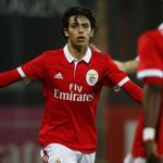 Joao Félix en un partido con el Benfica / Youtube
