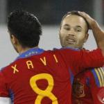Iniesta apuesta por Xavi Hernández / Elcorreo.com