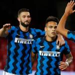 """El sorprendente delantero que ha pedido Conte para el Inter de Milán """"Foto: Gazzetta dello Sport"""""""