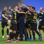 La doble oportunidad del Madrid en la desbandada del Inter